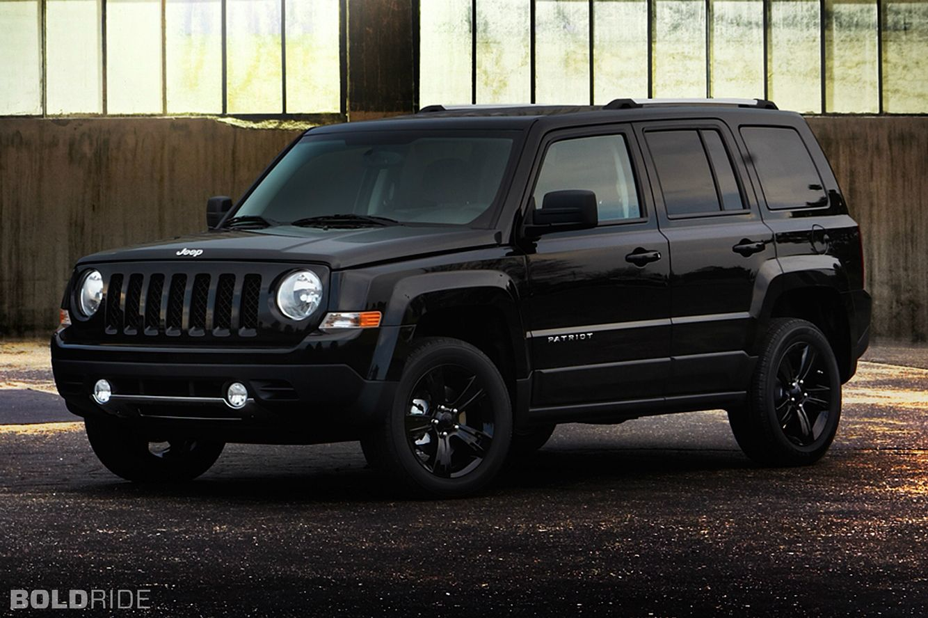 jeep patriot all black dream car pinterest jeep. Black Bedroom Furniture Sets. Home Design Ideas