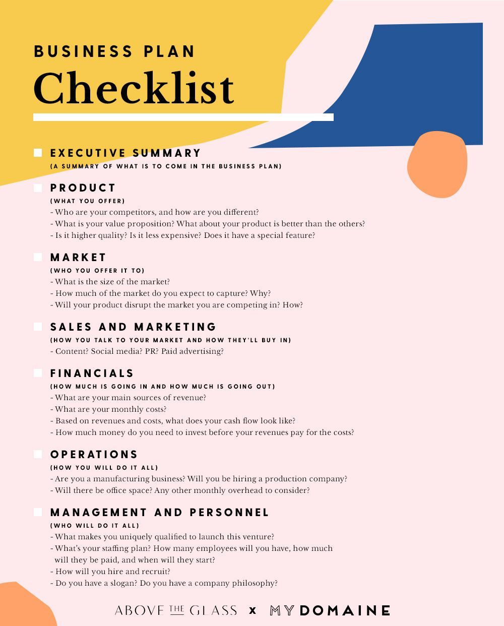 Business Plans 101 How to Write a Business Plan For Any