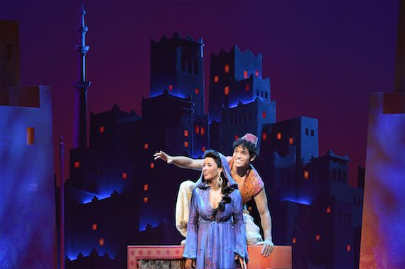 Aladdin On Broadway Faces Backlash From Arab-Americans