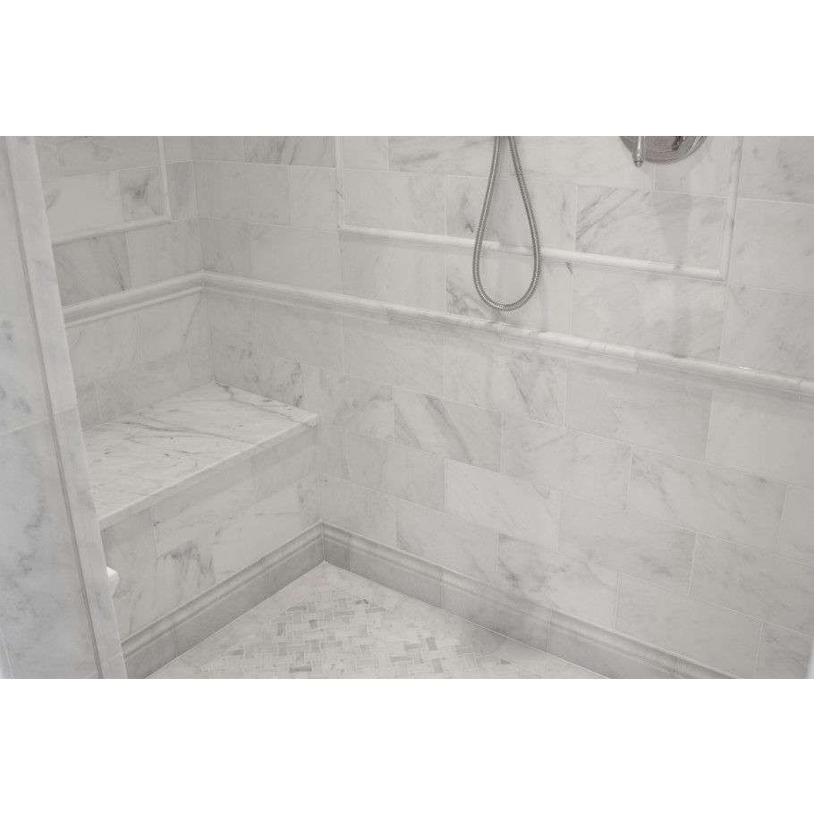 Beautiful Marble Shower Get This Look With The Asian Statuary