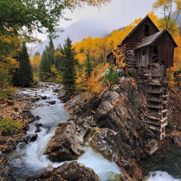 Incredibly Beautiful Photos Of Abandoned Places 640 03