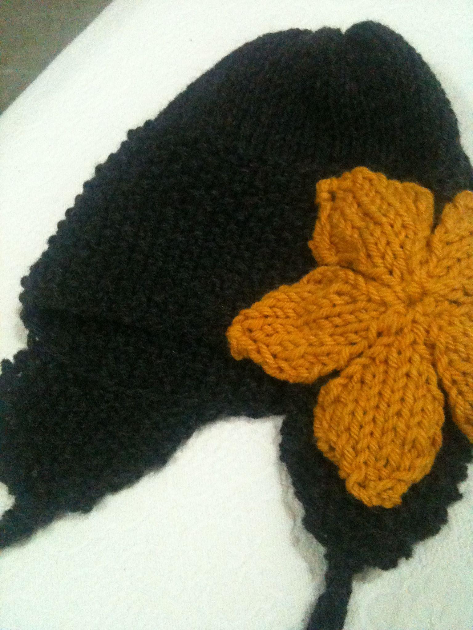 Cappelli fiore giallo