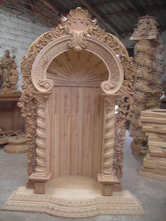 tallados en madera - Buscar con Google