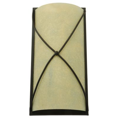 Meyda Tiffany 2 Light Aspen Wall Sconce