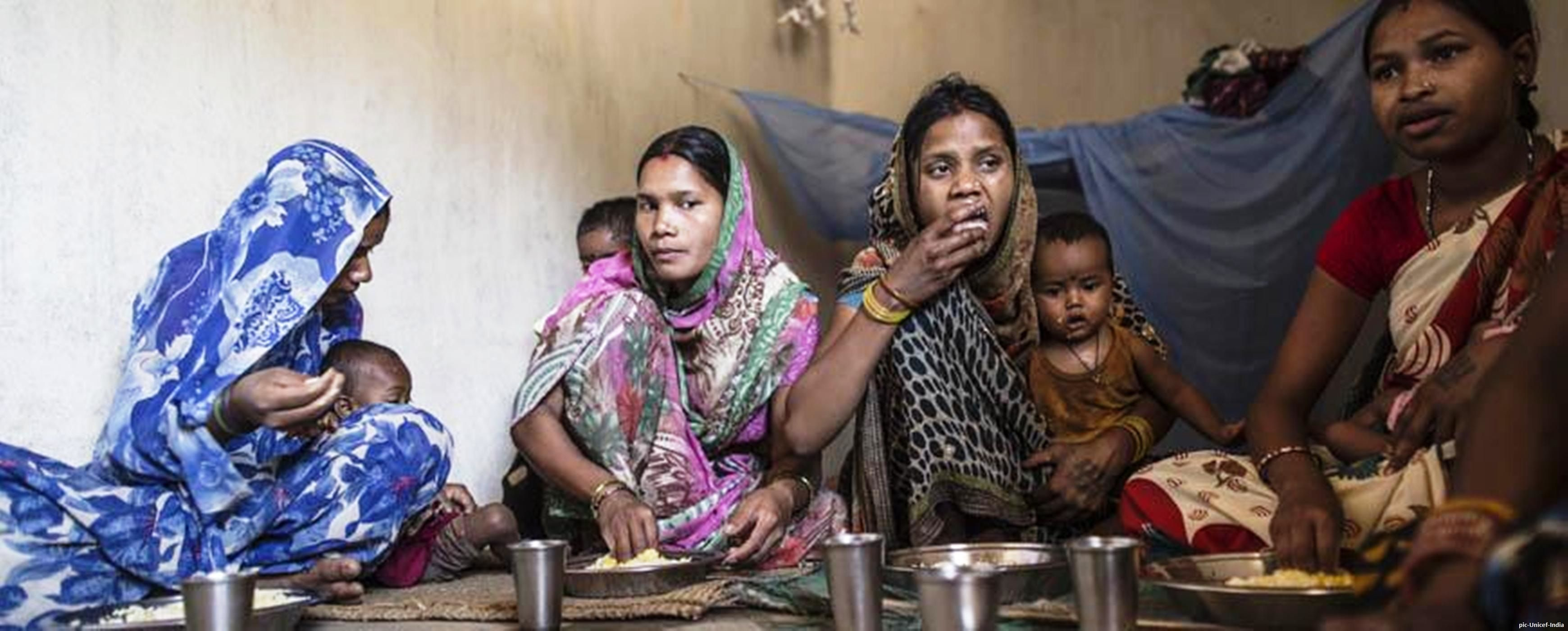 Women Nutrition in India A Report by UNICEF (With images