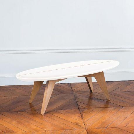 Table Basse Design Planche De Surf Table Bolge 47 Salty Design Table Basse Petite Table Basse Design Table Basse Design