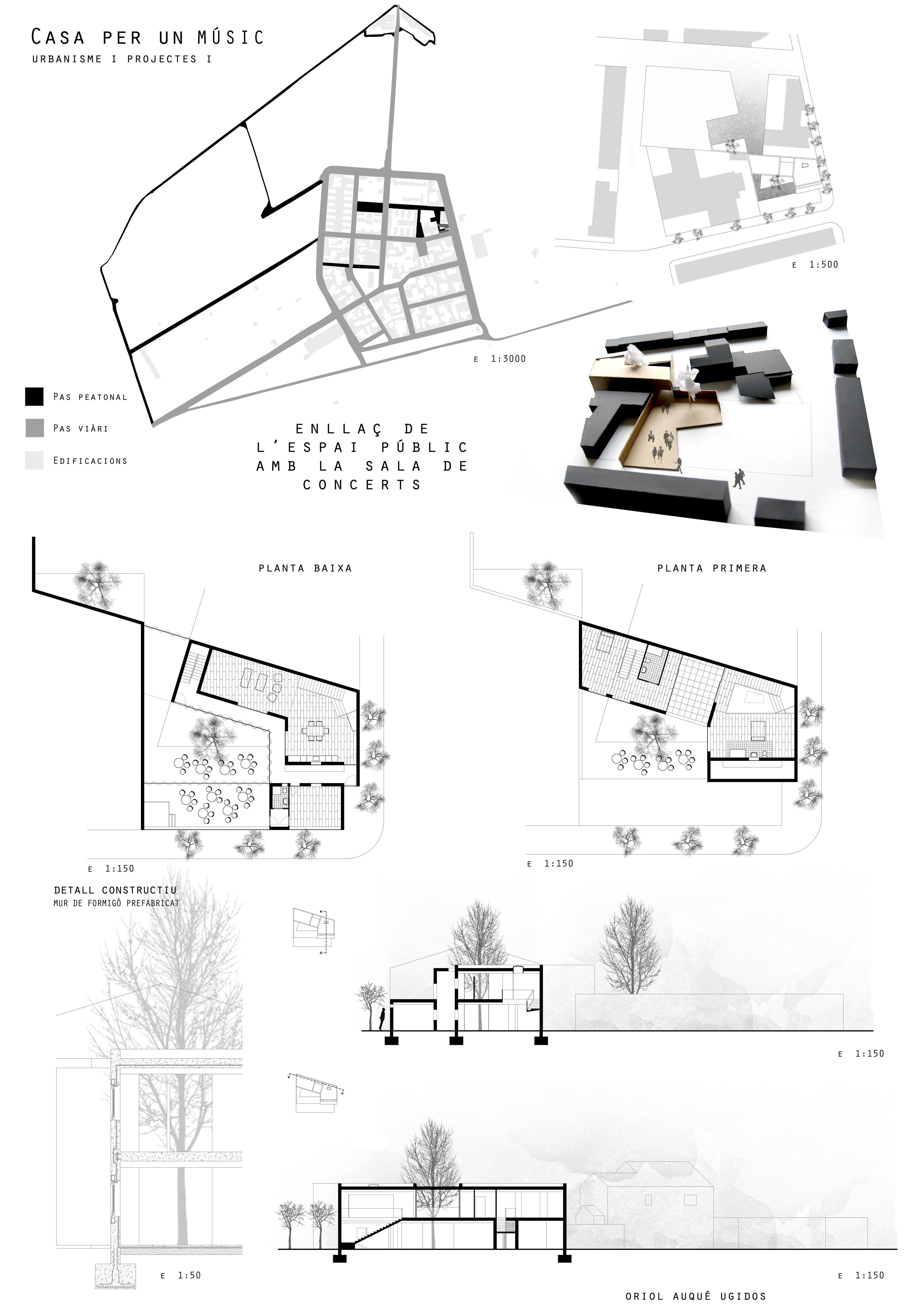 Music Architecture Projects Urbanism Poblenoudeldelta Oriolauqué