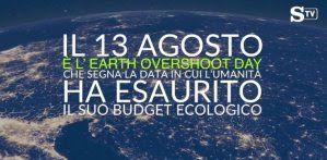 FARE VERDE PROVINCIA DI FROSINONE: Il 13 agosto 2015 è l'Overshoot Day, il giorno del...