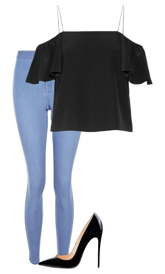 """Untitled #450"" by x-little-miss-perfect-x on Polyvore featuring New Look and Fendi"