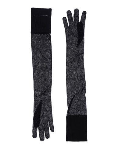 MM6 by MAISON MARGIELA Women's Gloves Black L INT