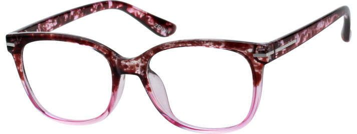 Square Eyeglasses20100 | Models, Collection and Woman