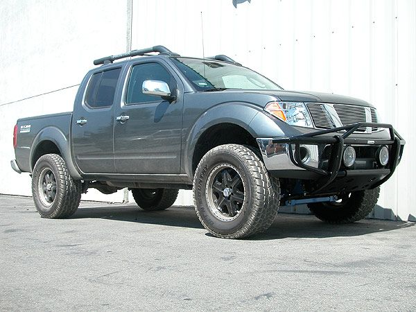 new suspension lift kit for 2005 2006 frontier nissan frontier forum nissan frontier autos. Black Bedroom Furniture Sets. Home Design Ideas