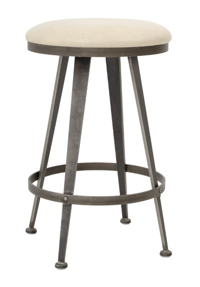 C863 Aries Backless Swivel Barstool 30 Backless Bar Stools