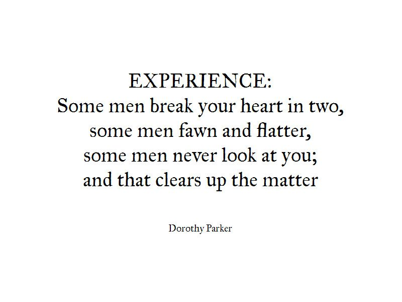 dorothy parker quotes - Google Search Dorothy Parker Said it - dorothy parker resume