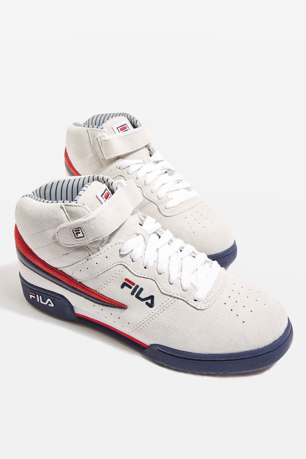 F13 Pin Stripe Trainers by FILA