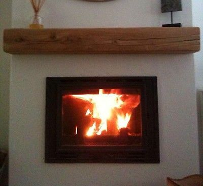 Invicta Multifuel Inset Cassette Stove Fire Wood Burner Insert