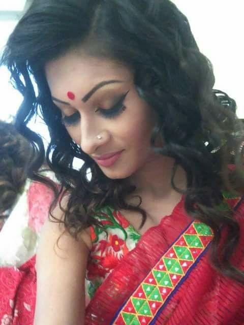Boishakhi Make Up