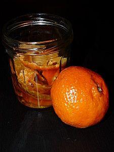 Huile de Mandarine