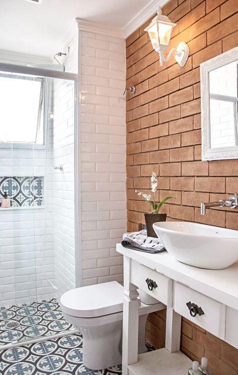 10 banheiros e lavabos pequenos Lavabos pequenos, Blog de - lavabos pequeos