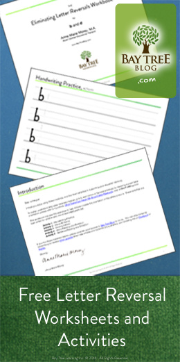 FREE Letter Reversal Worksheets and Activities for b and d. From ...