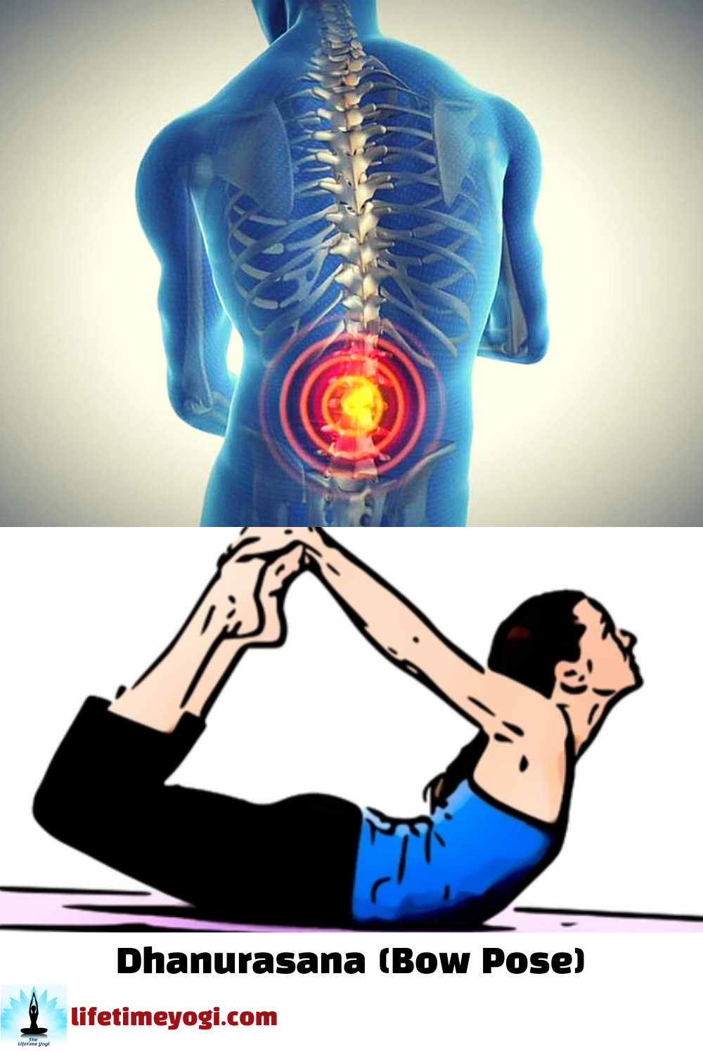 How to Get Relief from Excruciating Lower Back Pain for Aged Person? Top 5 Yoga Posture for Back Pain Relief & Prevention