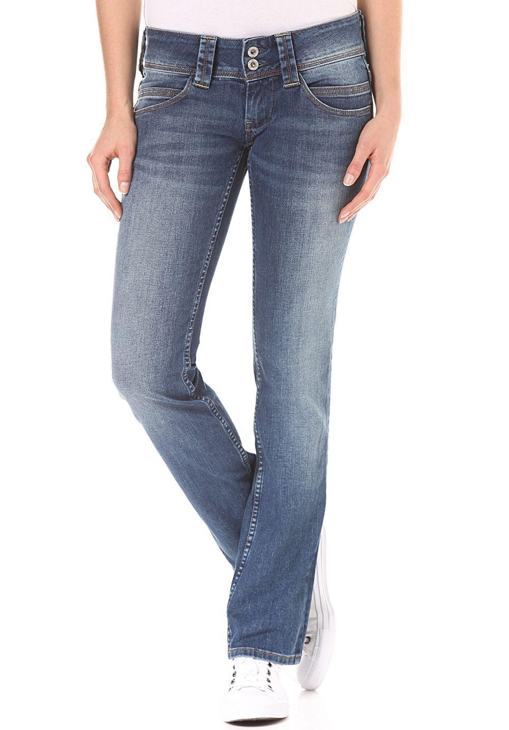 f1721b8e85f Pepe Jeans Venus - Jean pour Femme - Bleu