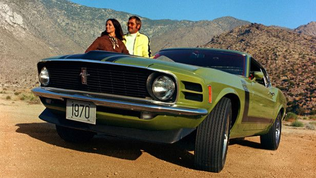 Ford Mustang  http://www.autorevue.at/classic-cars/ford-mustang-boss-302.html