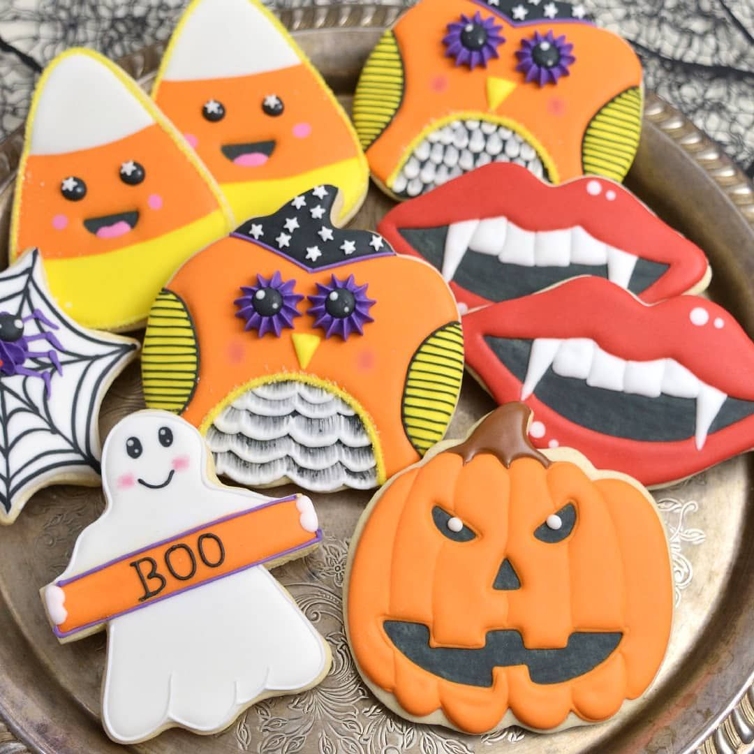 Halloween Cookie Decorating Classes October 14th and 20th ...