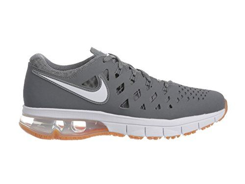 ff32ddc53224b0 Nike Mens Air Trainer 180 GreyWhite Synthetic CrossTrainers Shoes 105 D US      Be