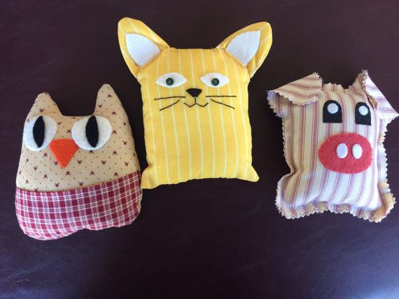 Miniature Pillow Pets Mini Pillow Pets Cat Dog By Redheadedjill