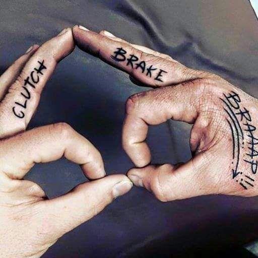 abd2fe5455800 Pin by Carleigh 👑 on Tats | Tattoos, Bike tattoos, Motocross tattoo