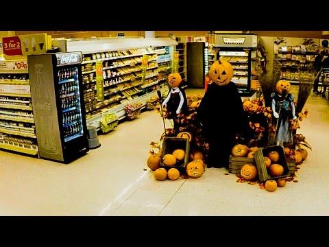 New Halloween Prank Tesco Plays Spookermarket Commercial 2015