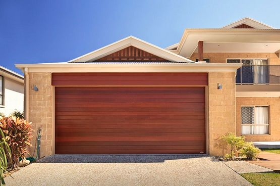 Timber Coat Contemporary Style Garage Doors Home Interiors Garage Doors Residential Garage Doors Double Garage Door