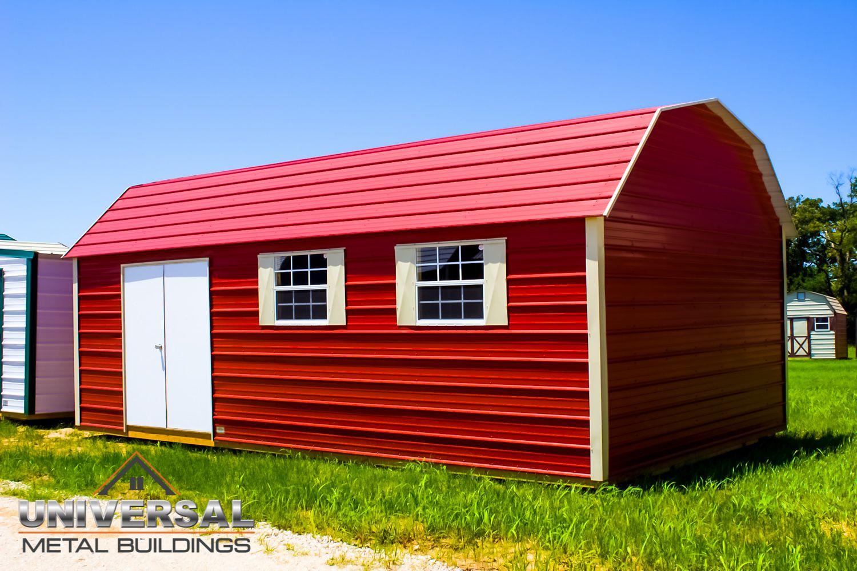 Shed Garage Workshop Portable Buildings Metal Buildings Building