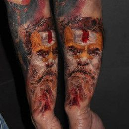 Tattoos by Robert Zyla   Inked Magazine