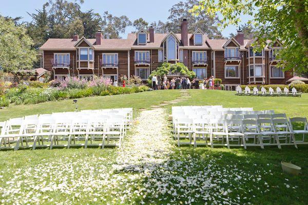 Point Reyes Seas Lodge Marin County Wedding Venue