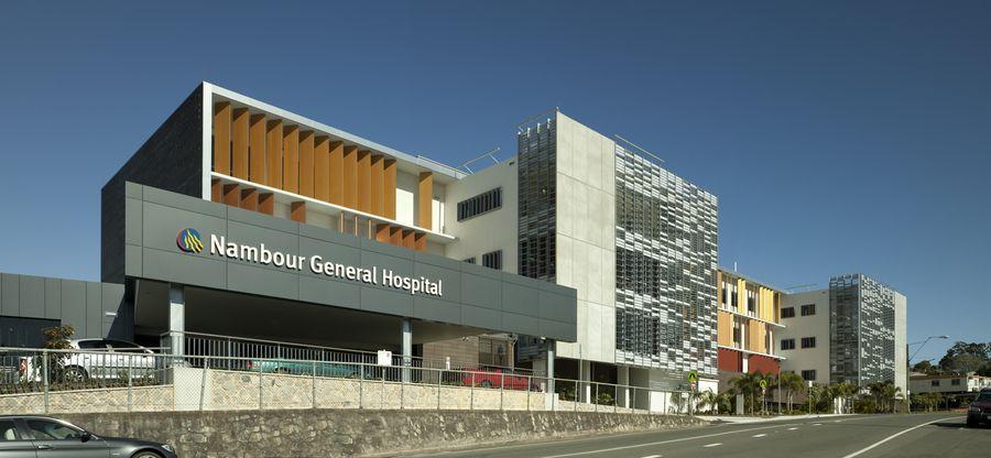 Fachada hospital arquitetura hospitalar fachada hospitais