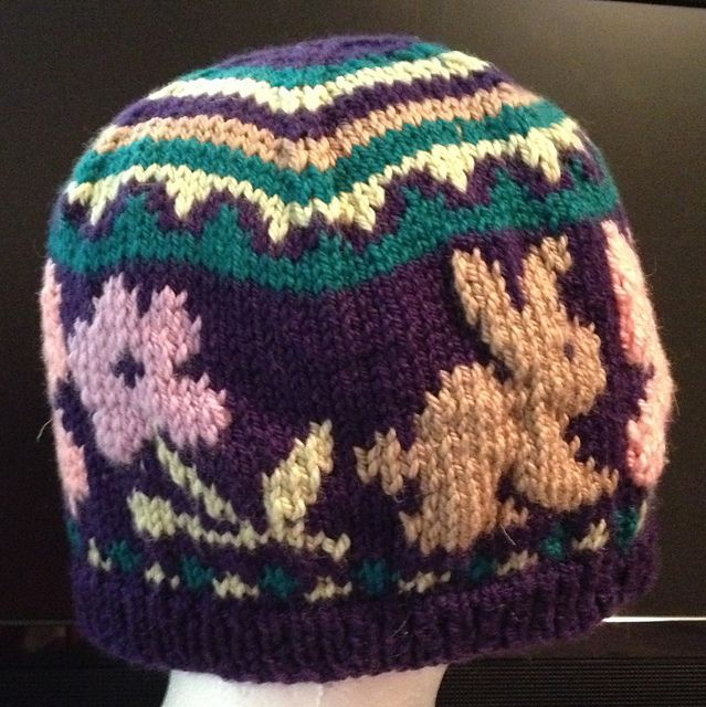 Ravelry: The Untitled Hat pattern by Miki Ohara -- FREE pattern ...