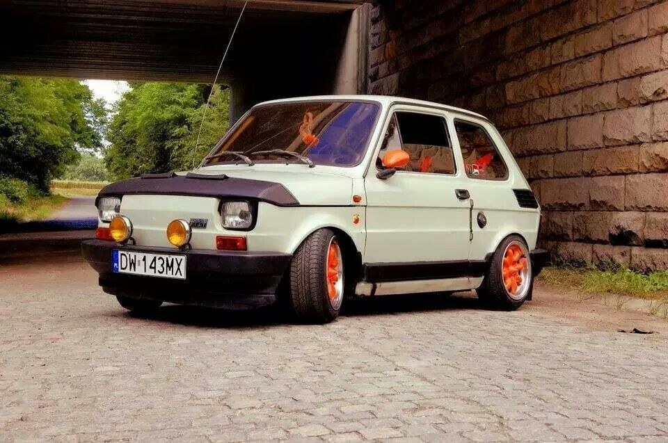 fiat 126 cars pinterest fiat 126 fiat and cars. Black Bedroom Furniture Sets. Home Design Ideas