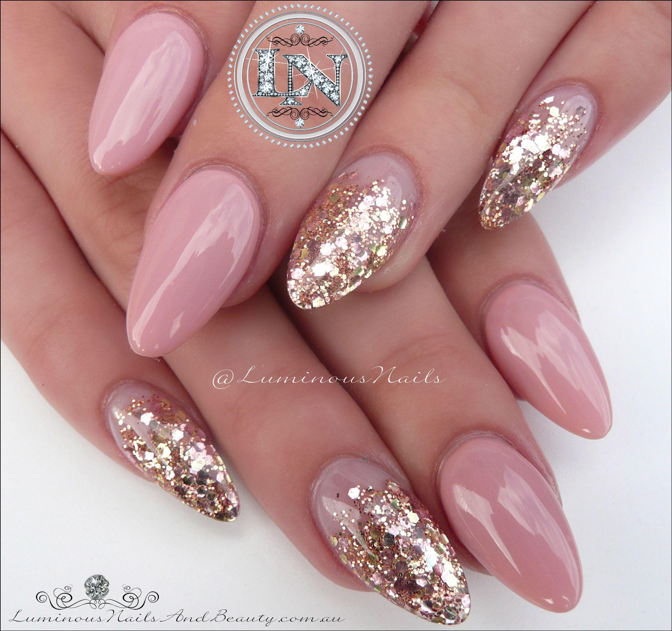 Pin On Luminous Nails