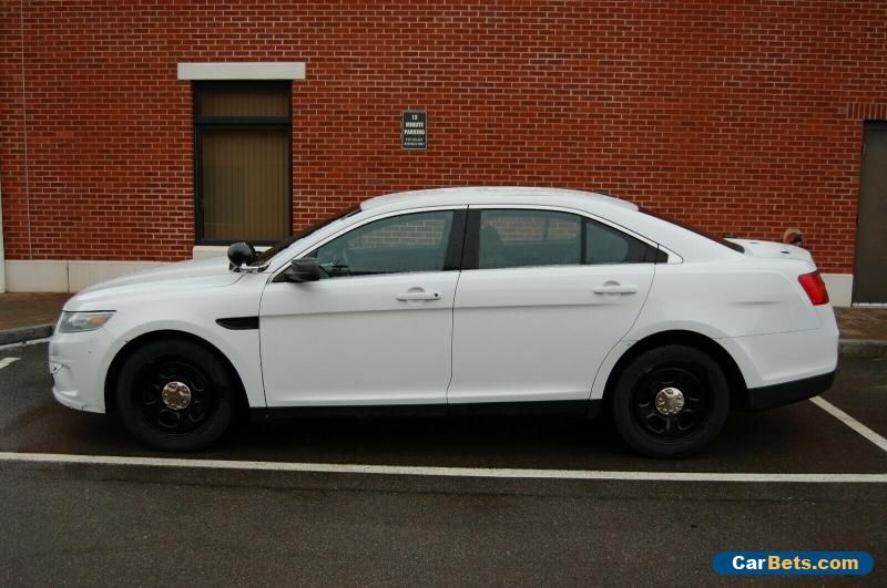Car For Sale 2014 Ford Taurus Police Interceptor
