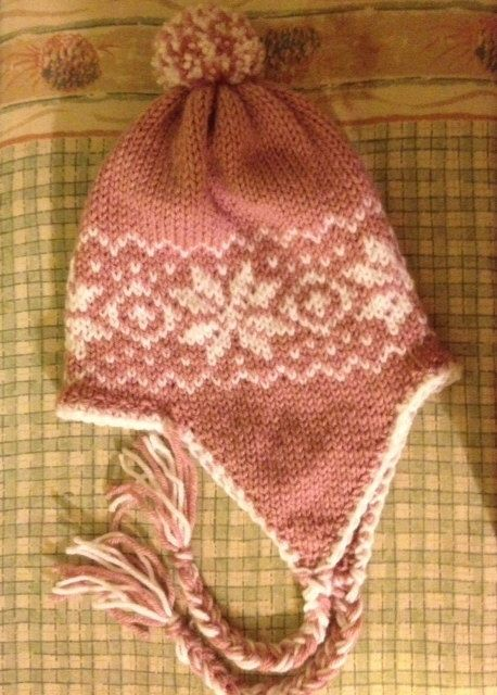 Quick and Easy Fair Isle Hat PATTERN by SmileyHeadSplendor on Etsy ...