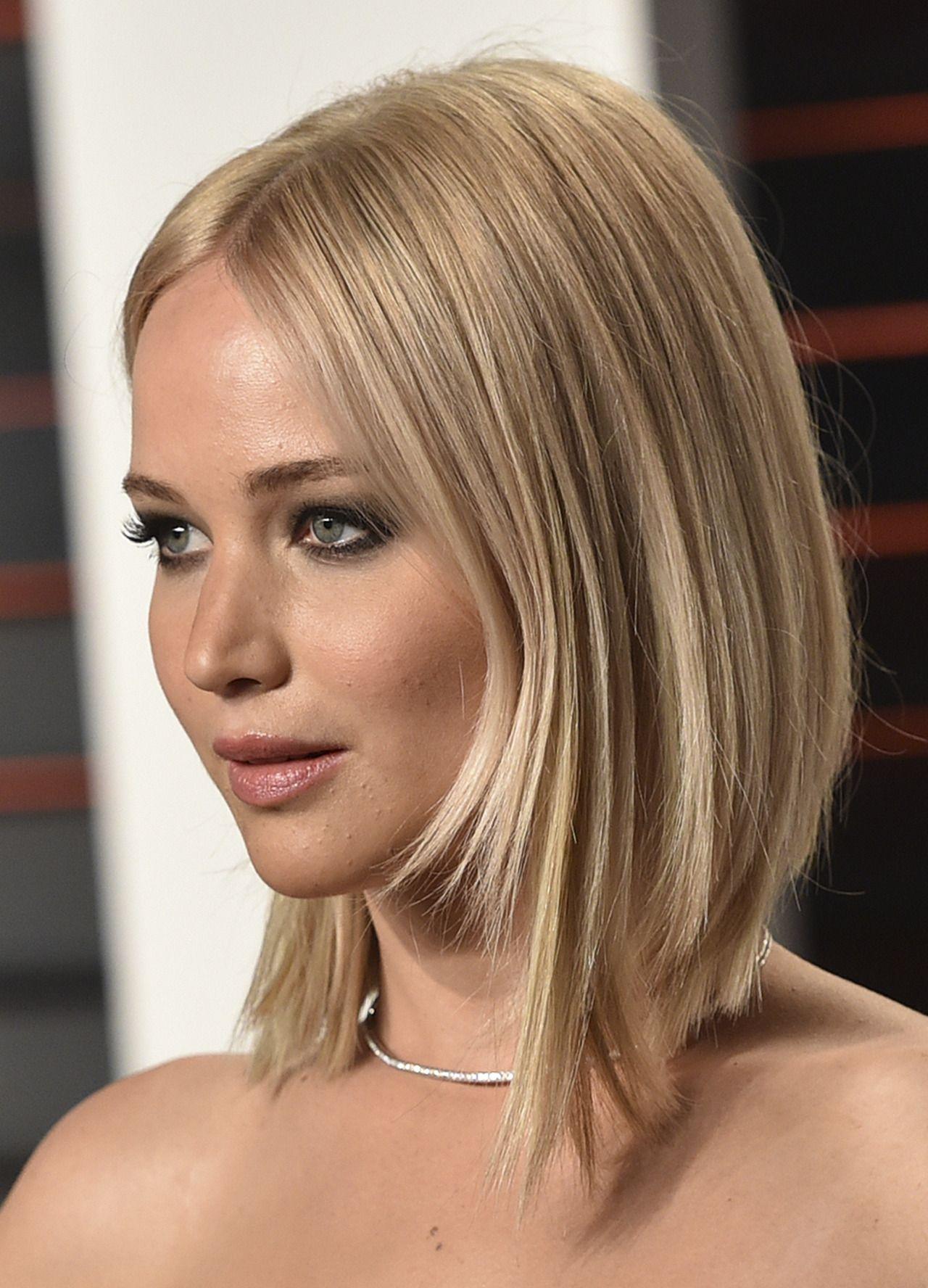 Jennifer Lawrence Jennifer Lawrence Hair Jennifer Lawrence Haircut Jennifer Lawrence Passengers Hair