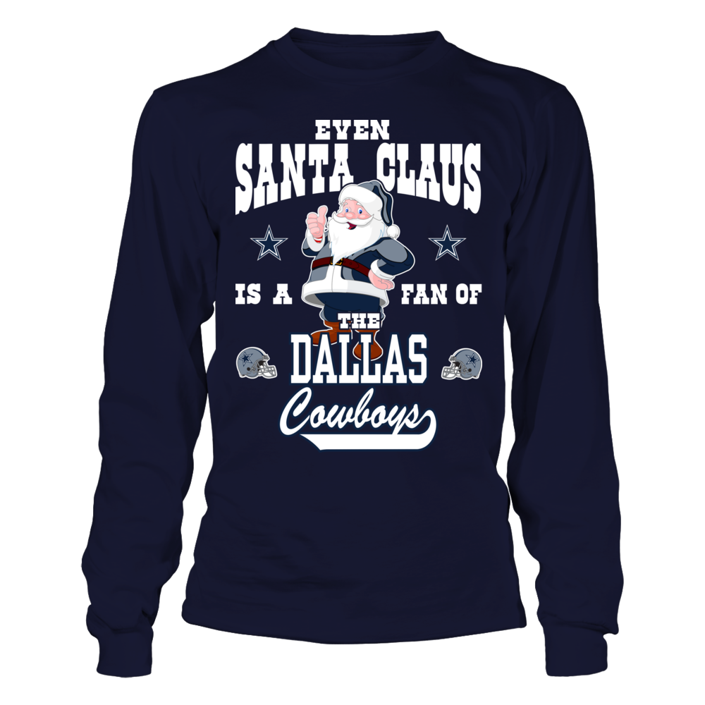 huge selection of 6ef3f 25465 CowBoys Fan Christmas | Christmas Shirts, Sweaters from ...