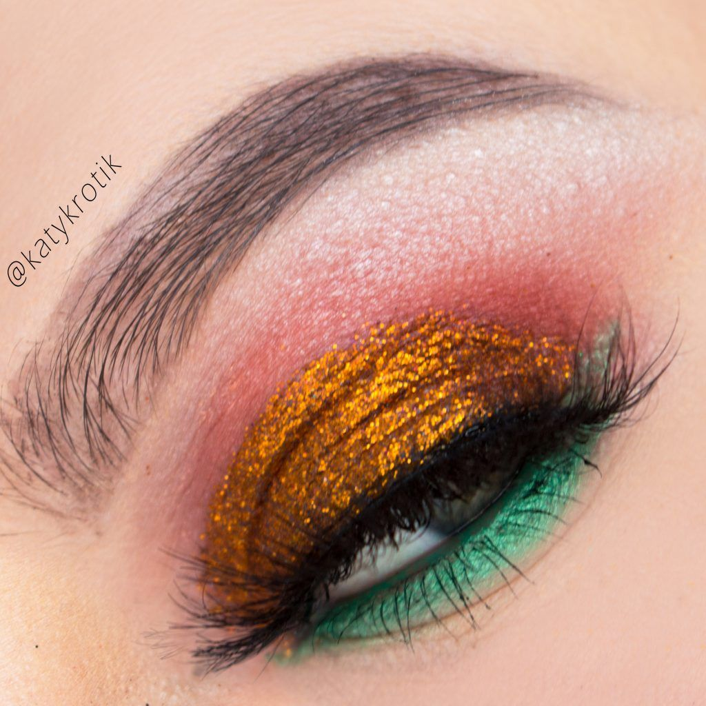 Focallure Luxury Electric Glow Glitter And Liquid Eyeshadow