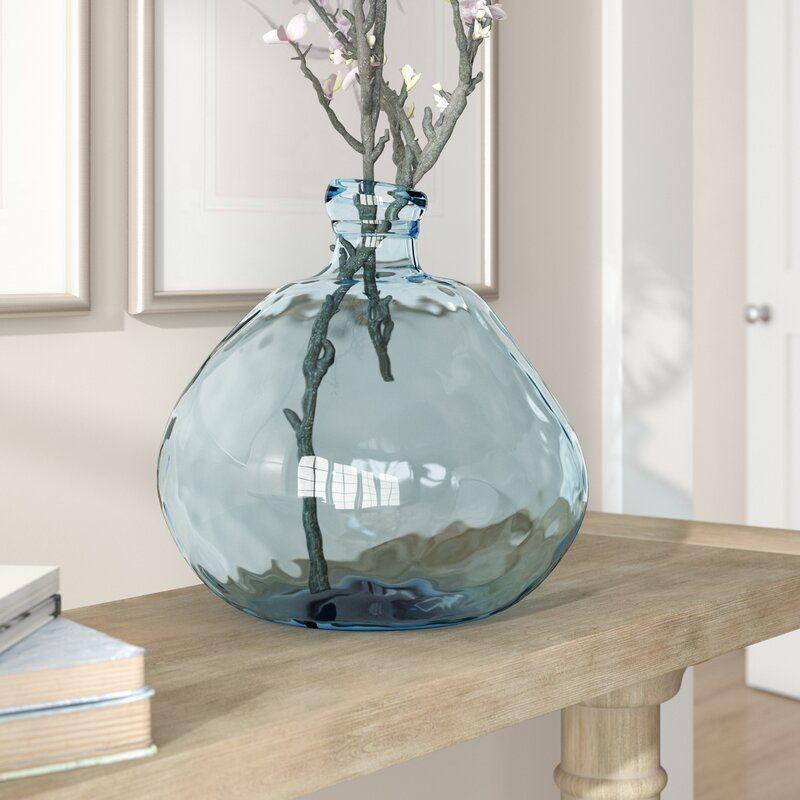 Balloon Table Vase Ad Sponsored Ad Vase Table Balloon Table Vases Vases Decor Blue Glass Vase