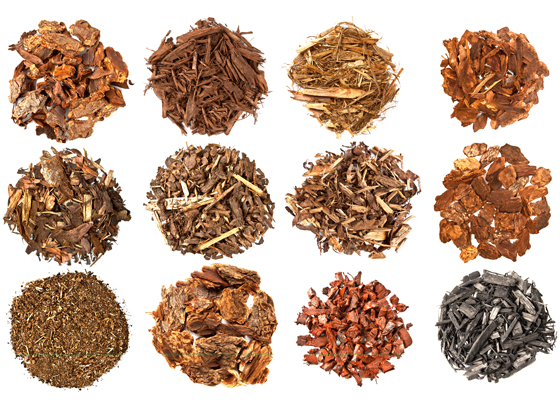How to Pick the Right Color Mulch Wood mulch, Mulch