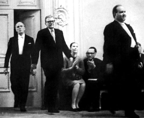 Sviatoslav Richter, D. Shostakovich, David Oïstrakh
