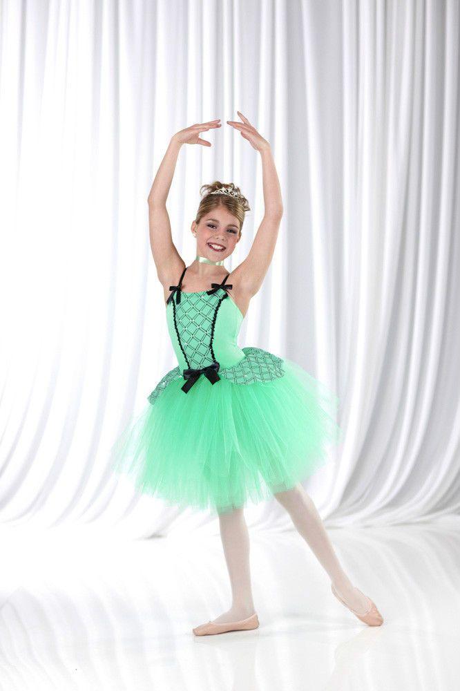 MINT JULEP Romantic Ballet Princess Ballerina Tutu Dance Costume - romantic halloween ideas