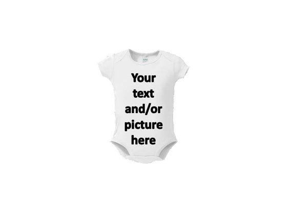 Custom baby body suit personalized gift personalized baby gifts custom baby body suit personalized gift personalized baby gifts girl design baby personalized baby clothes boy customized baby clothes negle Image collections
